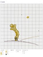 Gallery.ru / Фото #28 - Le Petit Prince a broder au point de croix 2017 - Chispitas