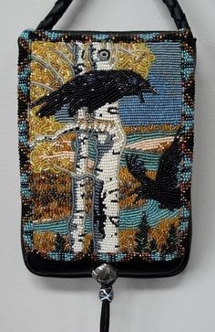 Бисерная живопись от Kate Boyan. Сумочки. Обсуждение на LiveInternet - Российский Сервис Онлайн-Дневников