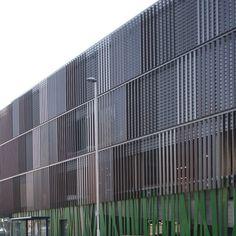 levolux solar shading / lyons + sleeman + hoare limited architects / BREEAM