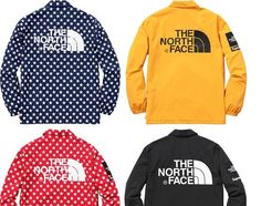 Official College Life – #FASHION: Supreme x The North Face Apparel ...