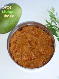 Cooking In Paris: OPOS Mango Thokku | Manga Thokku