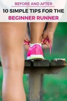 With a little drive & determination, these 10 running tips for beginners will transform you from a couch potato to a long-distance runner. CLICK on the image before and after your run. | 10 Running Tips For Beginners to Lose Weight | Breathing | Motivation | Long distance | Hw to Run Faster | Endurance Tips for Teens & Women | Shefit High Impact Sports Bra for Big Busts