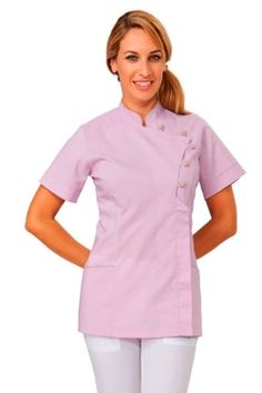 Work Wear, Chef Jackets, How To Wear, Color, Fashion, Nursing, Nurse Uniforms, Medical Scrubs, Pockets