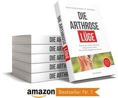 """Das Buch """"Die Arthrose-Lüge"""" von Roland Liebscher-Bracht"""