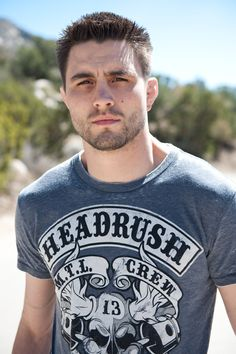 Carlos Condit. UFC Fighter. MMA. Team HEADRUSH