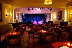 Society Cabaret's weekly shows at Hotel Rex showcases the best of San Francisco's musical scene.