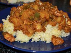 Recept: Kuřecí čína nasladko   Tradičnírecepty.cz Pork, Ethnic Recipes, Sweet, Pineapple, Pork Roulade, Pigs