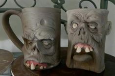 Zombie mug - The Big Duluth Creative Studio