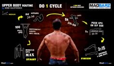 Check out madbarz.com for street workout routines.