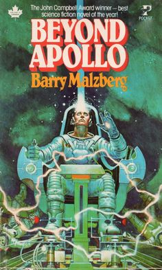 Book Review: Beyond Apollo, Barry N. Malzberg (1972) | Science Fiction and Other Suspect Ruminations