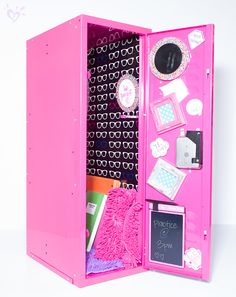 Totally transform your locker with have-to-have accessories!