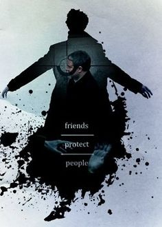 i don't have friends, john. i just have one // Sherlock