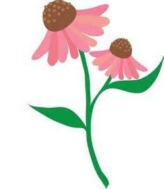 106 best clip art flowers images on pinterest art flowers rh pinterest com Flower Pot Outline Flower Leaf Clip Art