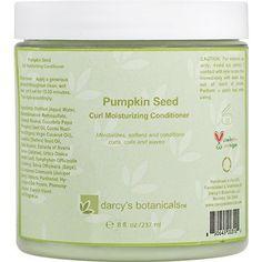 Darcy's Botanicals Pumpkin Seed Moisturizing Conditioner - CurlMart