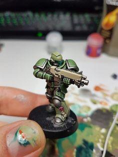 Doom Marine /r/Warahmmer