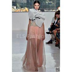 #Delpozo #FallSpring 2015 collection #NewYork. HQ #photos  at ELSFTV  #elsfashiontv  #me #photooftheday #instafashion #instacelebrity #instaphoto #paris #newyork #montecarlo #fashionweek #london #italia #manhattan #miami #dubai #glamour #fashionista #style #altamoda #fashiontrend #tvchannel #fashiontrends #cover