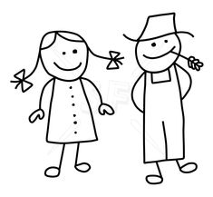 Stick Figure People Clip Art | Stick People Clip Art – 90 Images
