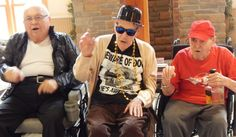 These Nursing Home Gentlemen Prove To Everyone That No One Is Ever Too Old To Have Fun