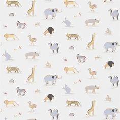 Little Sanderson Wallpaper | ABRACAZOO | Kids & Nursery Wallpaper – JUST KIDS WALLPAPER™