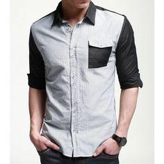 Camisa Casual Masculina. Confira mais de 55 modelos com Frete Grátis. Pague em até 10X Sem Juros no Cartão ou 10% de Desconto no Boleto! http://www.camisariarg.com/catalogo-masculino/camisa-casual-masculina.html