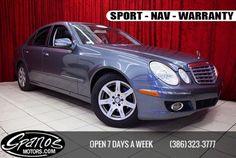 Used 2008 Mercedes-Benz E-Class for Sale in Daytona, FL – TrueCar