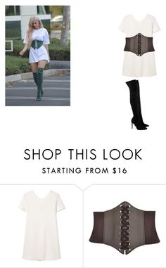 """""""Untitled #861"""" by unicorn-923 ❤ liked on Polyvore featuring MANGO and Kendall + Kylie"""