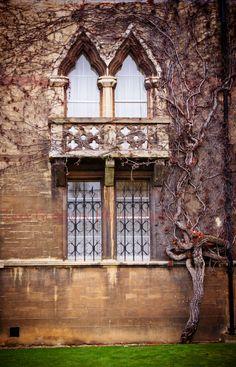 Oxford Window. $30.00, via Etsy.