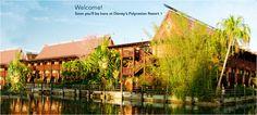 Polynesian Resort @ Disney World!!