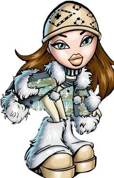 Image result for bratz cartoon