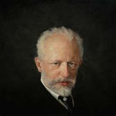 Nikolai Kuznetsov - Portrait of Pyotr Ilyich Tchaikovsky,. Opera Music, Opera Singers, Compositor Musical, In This World, Classical Music Composers, Romantic Composers, Classical Opera, Chor, People Of Interest