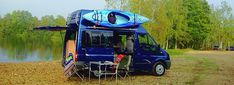 ford transit campervan conversions - Google Search