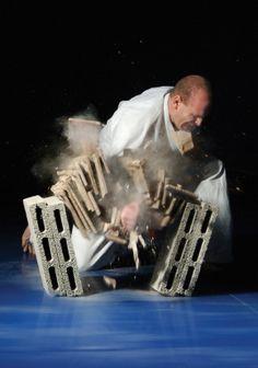 Karate Breaking Techniques