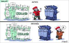 Caricatura Alecus, Salud