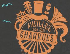 """Check out new work on my @Behance portfolio: """"Refonte Les Vieilles Charrues"""" http://on.be.net/1k4mY7k"""
