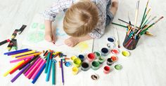 Tips for Encouraging Creativity Every Day with your child