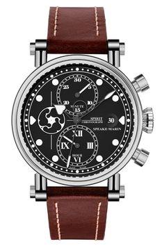 Hướng tới BaselWorld 2014 diễn ra từ 27.3 – 3.4, Speake-Marin đã đồng thời giới thiệu tới khách hàng hai mẫu đồng hồ hoàn toàn mới là Spirit Seafire và Spirit Wing Commander. Trong đó Spirit Seafire sẽ là mẫu đồng hồ chronograph đầu tiên của hãng.