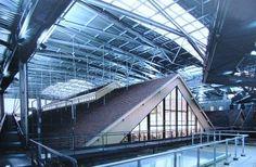 Le Fresnoy Art Center Tschumi