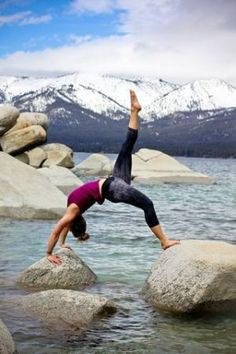 Yoga & Hiking in Lake Tahoe
