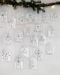 Archiwa: Boże Narodzenie - 321 start DIY Kids Christmas, Advent Calendar, Decoupage, Holiday Decor, Diy, Home Decor, Christmas, Decoration Home, Bricolage