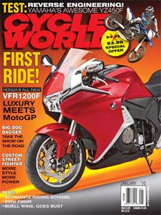 FREE Subscription to Cycle World Magazine on http://hunt4freebies.com