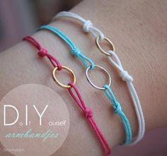 Idées bracelet