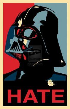 Star Wars Poster Darth Vader (2)