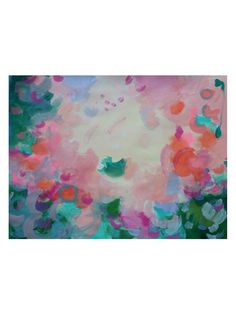 Dolce Darling by Jenny Andrews Anderson (Canvas) from Art for Her on Gilt