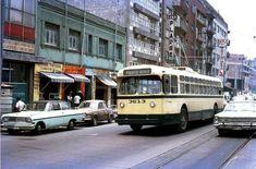 Avenida Cuauhtémoc y Dr. Light Rail, México City, Busses, Baja California, Transportation, Nostalgia, Trucks, Train, History