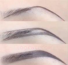 Eyebrow Makeup Course for Beginners Eyebrow Makeup Tips, Eye Makeup, Makeup Videos, Catrice Make Up, Sparse Eyebrows, Perfect Cat Eye, Makeup Course, Eyebrow Tutorial, Perfect Eyebrows