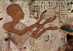 A research on early western civilization egyptian tomb