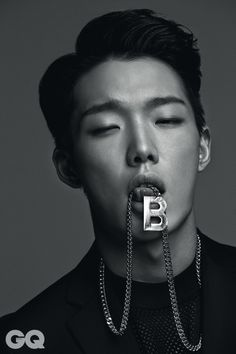 iKON Bobby - GQ Magazine December Issue '14