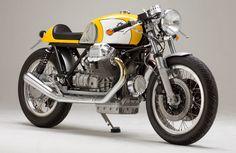 "Racing Cafè: Moto Guzzi Le Mans III ""Machine 13"" by Kaffeemaschine"