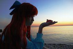 Ariel casual sunrise 2 by Usagi-Tsukino-krv.deviantart.com on @deviantART