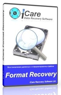 iCare Format Recovery Pro Registration Key included Free Download